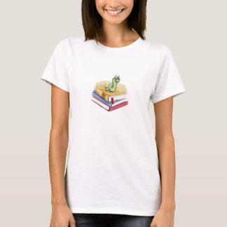 Berättelsen av konstigt: Herman bokmalen Tee Shirts