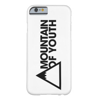 Berg av ungdomiphone case barely there iPhone 6 fodral