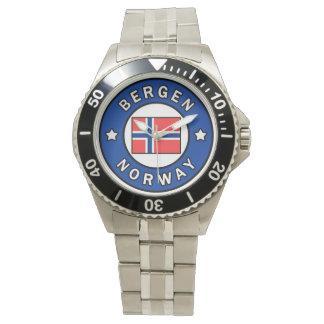 Bergen norge armbandsur