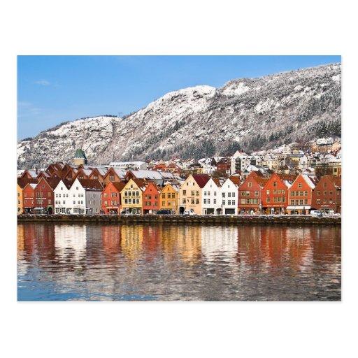 Bergen Vykort