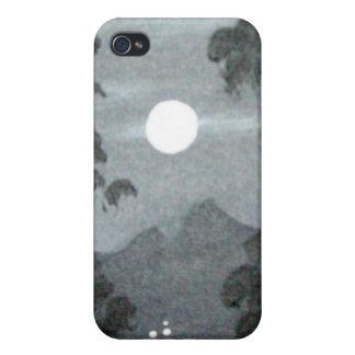 Bergmåne iPhone 4 Hud