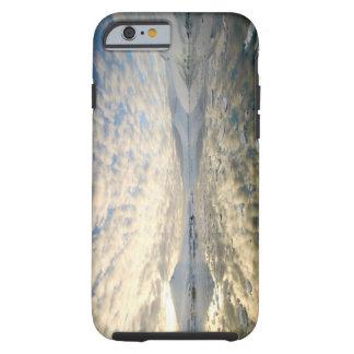 Bergskedjor runt om port Lockeroy med Tough iPhone 6 Case