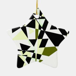 Bergslingor Julgransprydnad Keramik