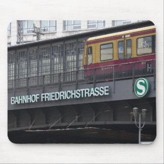 Berlin Friedrichstrasse, station Musmatta