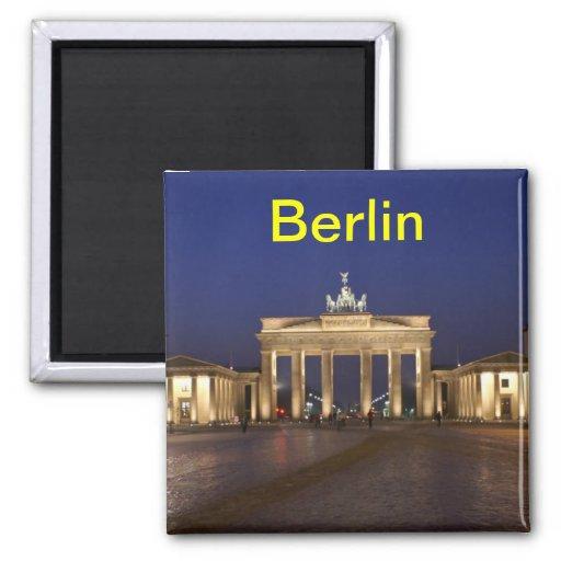 Berlin magnet kylskåpsnagnet
