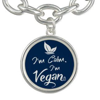 Berlockarmband för stolt Vegans