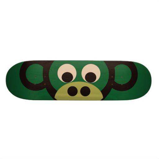 Bernhard - LONVIG vid MINYMO Skateboard
