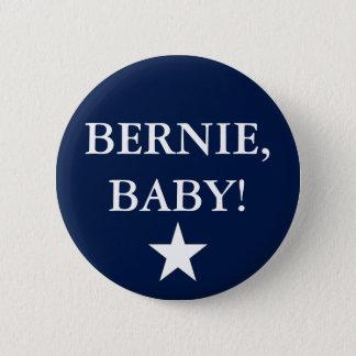 Bernie baby! standard knapp rund 5.7 cm