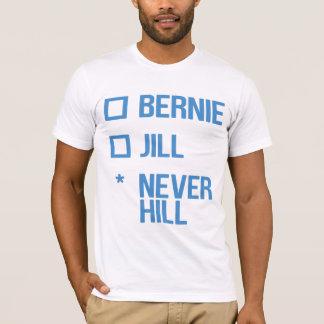 Bernie eller Jill, NeverHill - blått Tee