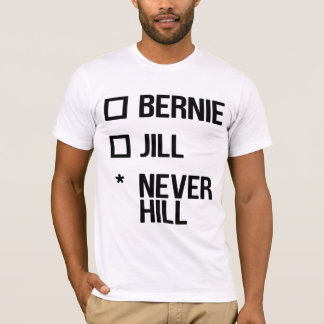 Bernie eller Jill, NeverHill - svart Tröjor