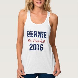 Bernie slipmaskiner 2016 linne med racerback