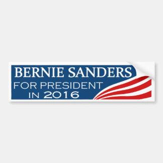 Bernie slipmaskiner för den presidentbildekalet bildekal