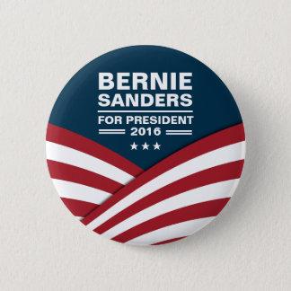 Bernie slipmaskiner för presidenten 2016 standard knapp rund 5.7 cm