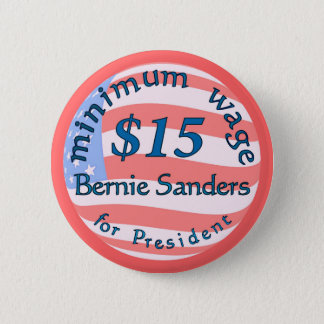 Bernie slipmaskinsupporter, minimum timpenning $15 standard knapp rund 5.7 cm