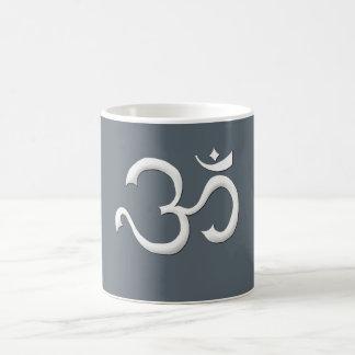Berömd konst av Om-symbolmode i stilmugg Kaffemugg