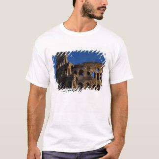 Berömda Colosseum i Rome italienLandmark T Shirts