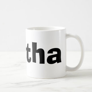 Bertha Kaffemugg