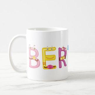 Bertha mugg