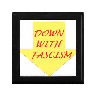 Besegra med Fascism Presentskrin