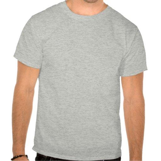 Besegra med postar t-shirt