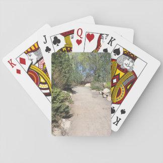 Besegra vägen spelkort