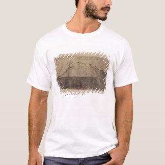 Beskåda av de Troy utgrävningarna som ses från T-shirts