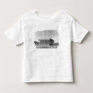 Beskåda av den imperialistiska slotten för börsen t-shirts