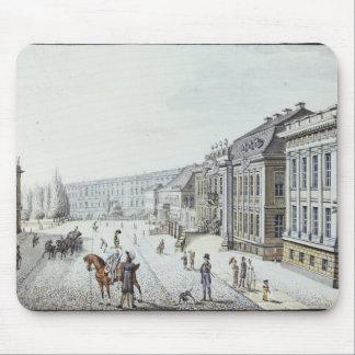 Beskåda av den kungliga slotten, Berlin Musmatta