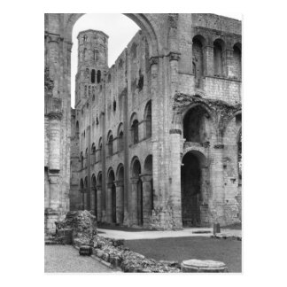 Beskåda av den kyrkliga insidan, c.1040-67 vykort