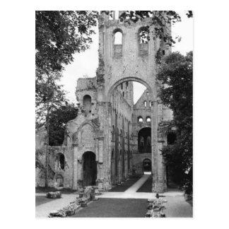 Beskåda av den kyrkliga insidan, c.1052-67 vykort