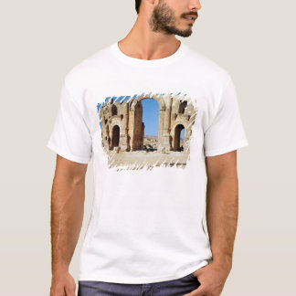 Beskåda av den Triumphal bågen, den byggde Tee Shirt
