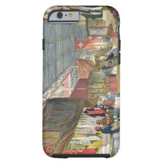 Beskåda av det tunisiska stativ, på den underbara tough iPhone 6 skal