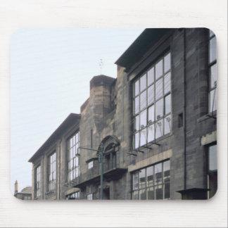 Beskåda av det yttre, byggt 1897-99 musmatta