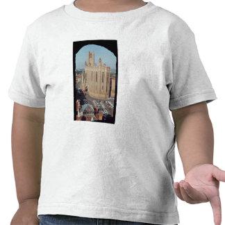 Beskåda av domkyrkan av Sainte-Cecile T Shirts