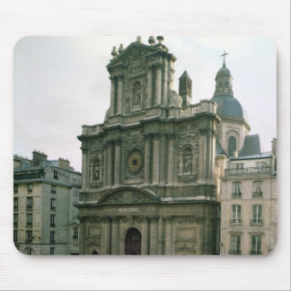 Beskåda av facaden, byggt 1627-41 musmatta