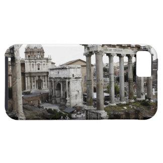 Beskåda av gammalt fördärvar iPhone 5 Case-Mate skydd