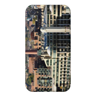 Beskåda av Georgetown och Strand-Washington DC iPhone 4 Fodraler