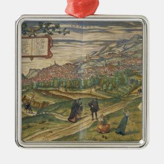 Beskåda av Granada Julgransprydnad Metall