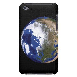 Beskåda av jordvisning den arktiska regionen Case-Mate iPod touch fodral