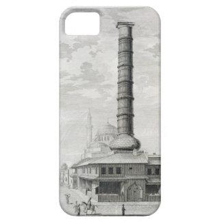 Beskåda av kolonnen av Constantine och Principaen iPhone 5 Case-Mate Fodraler