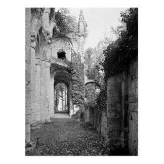 Beskåda av kyrkan, c.1052-67 vykort