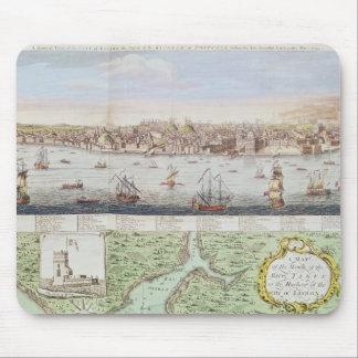 Beskåda av Lisbon, 1755 Musmatta