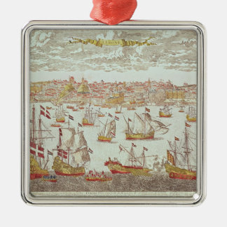 Beskåda av Lisbon Julgransprydnad Metall