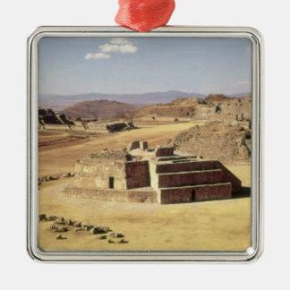 Beskåda av Mound J, byggd c.200 BC Julgransprydnad Metall