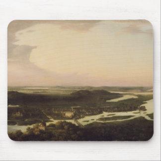 Beskåda av Potsdam i det 17th århundradet, 1851 Musmatta
