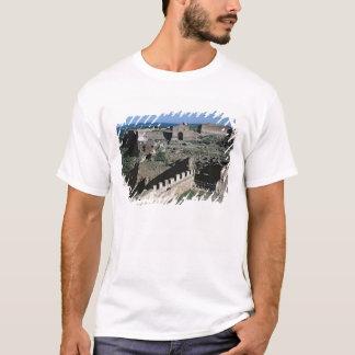 Beskåda av slottet, 8th-12:eårhundrade tee shirt