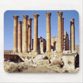 Beskåda av tempelet av Artemis, den byggde ANNONSE Musmatta
