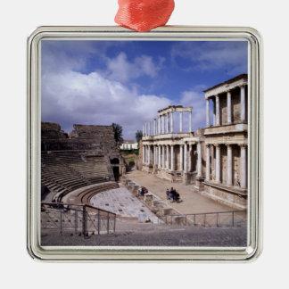 Beskåda av theatren, börjat 24 BC (fotoet) 5 Julgransprydnad Metall