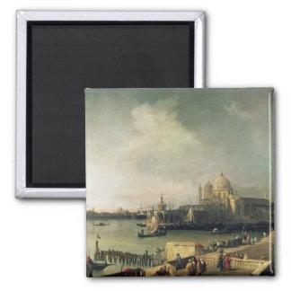 Beskåda av Venedig Magnet