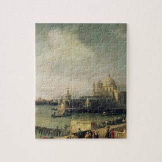 Beskåda av Venedig Pussel